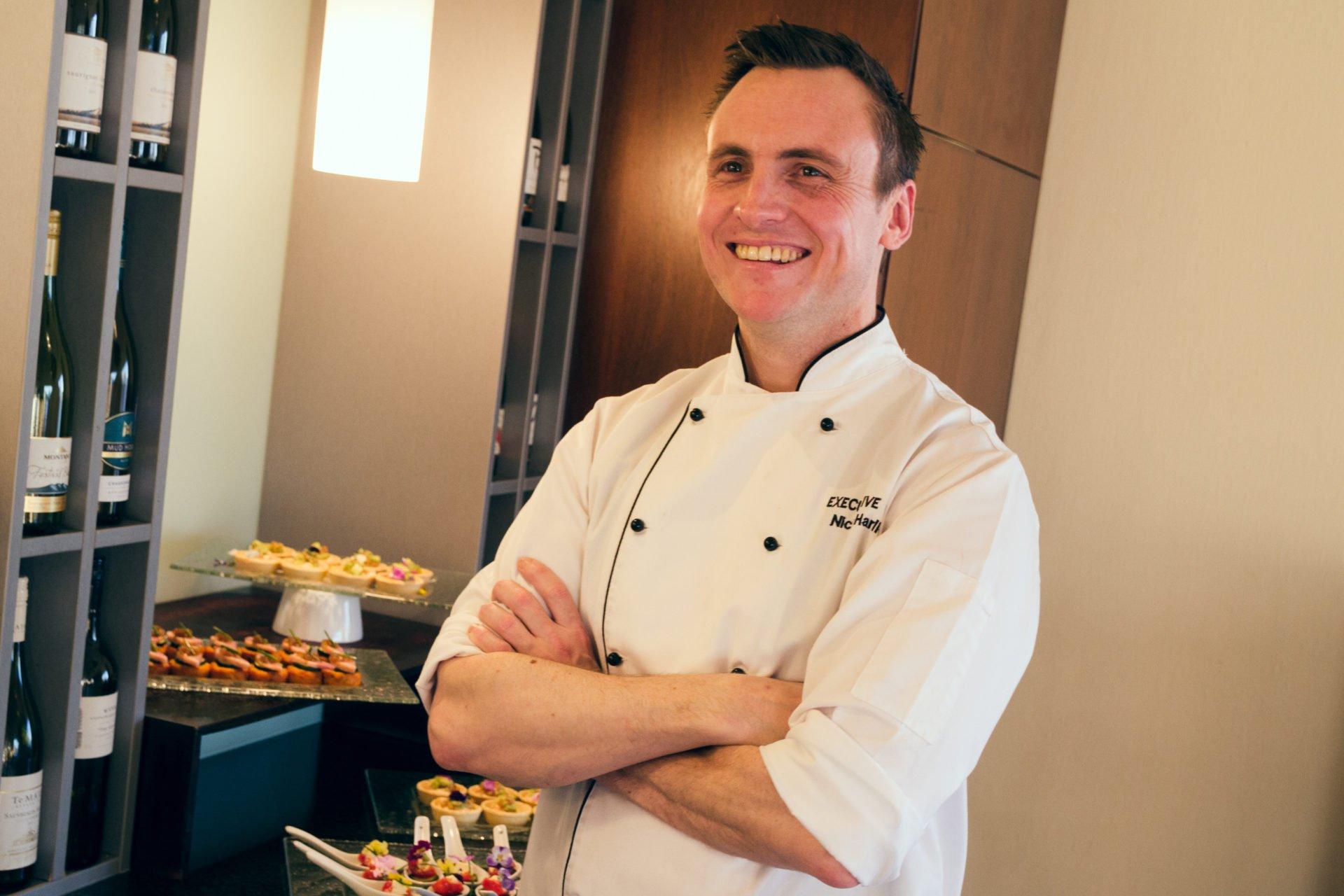 10. Chef - Nick Harlick