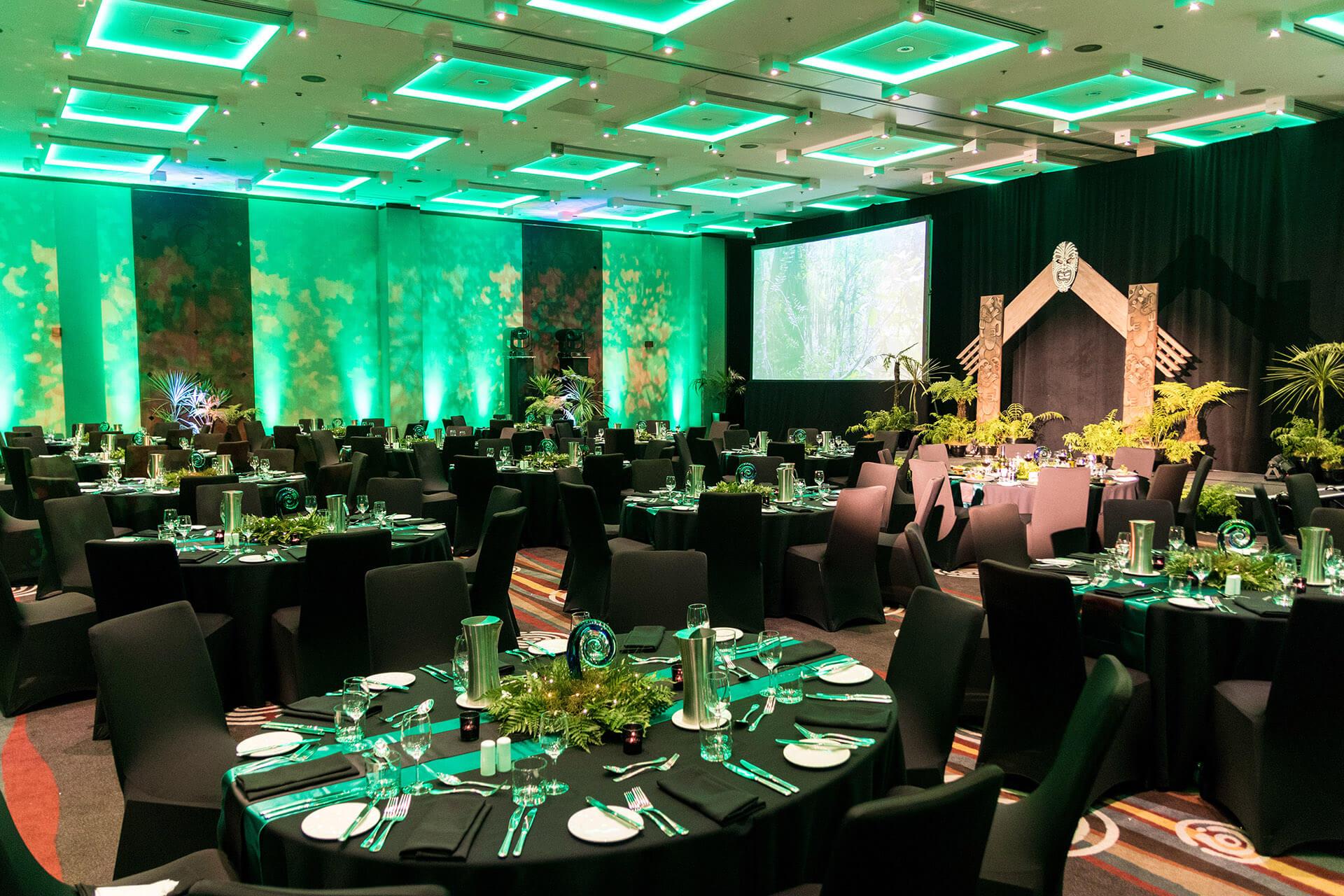 Cultural gala dinner