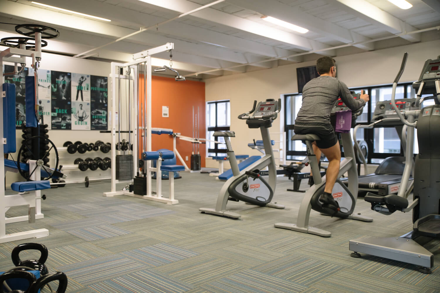 13. Fitness Centre
