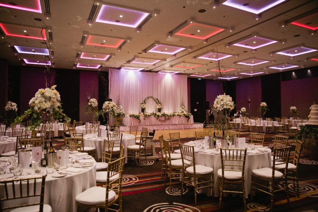 Hotel Weddings Crowne Plaza Auckland