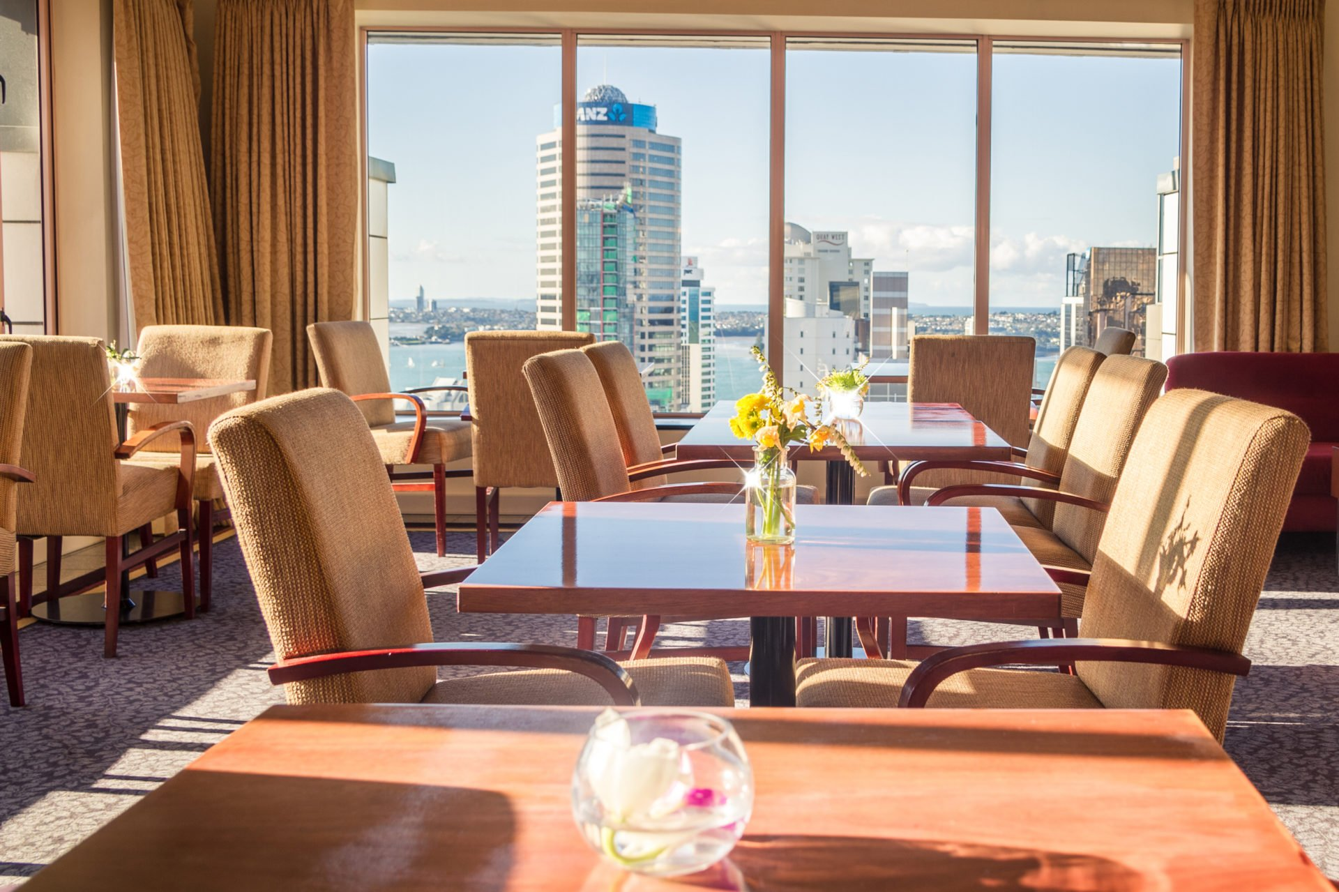 Crowne Plaza Auckland Hotel Club Lounge