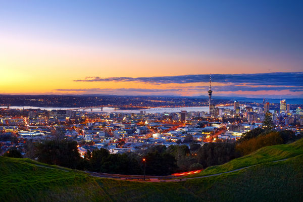 Mount Eden View- Chris McLennan